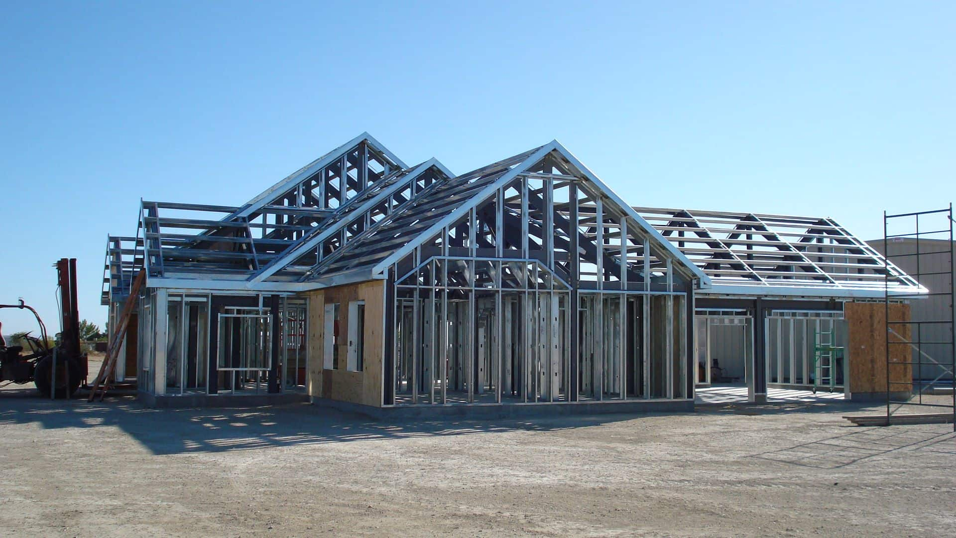 Çelik Villa Sistemleri